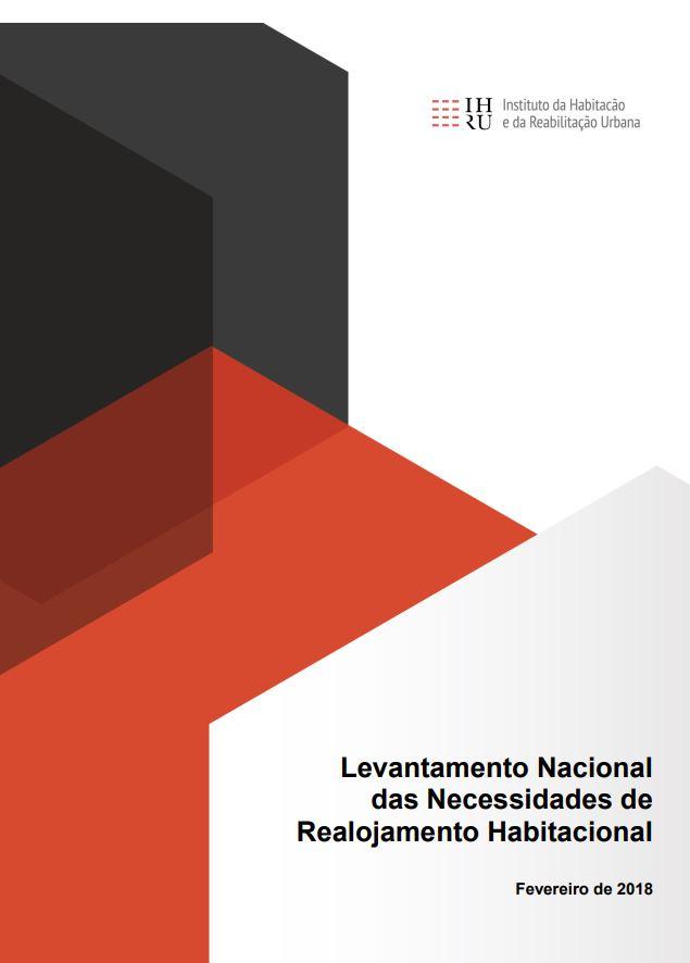 Relatório Final do Levantamento Nacional das Necessidades de Realojamento Habitacional