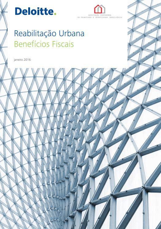 Benefícios Fiscais à Reabilitação Urbana